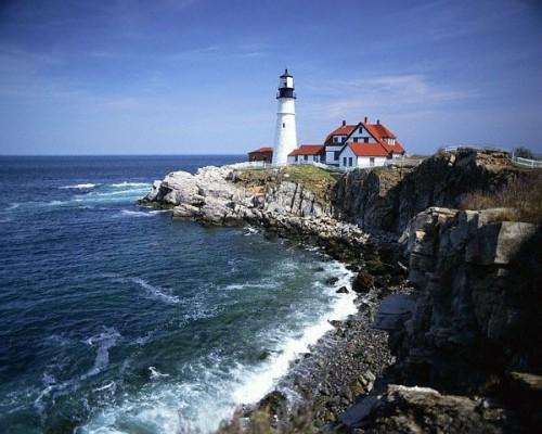 Maine (via)