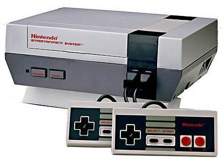 The original Nintendo Entertainment System!image
