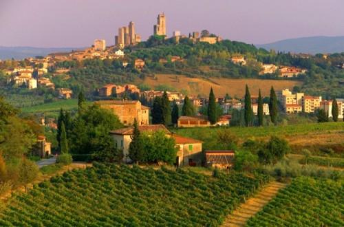 Tuscany, Italy (via)