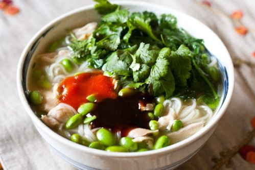 Pho - perfect tweakable Vietnamese soup!
