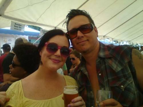 Beer fest, baby!