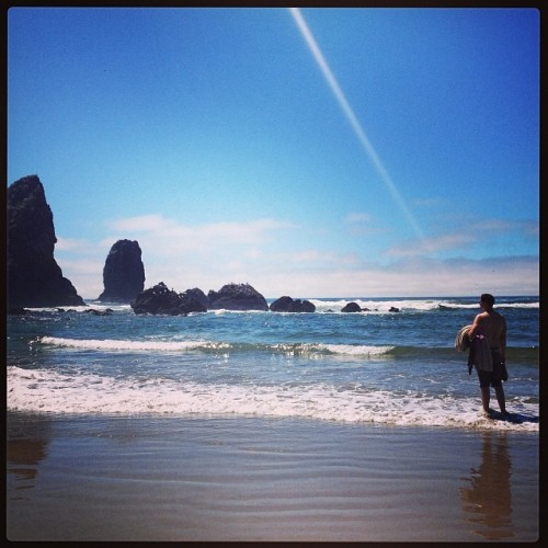 Daytrip to Cannon Beach