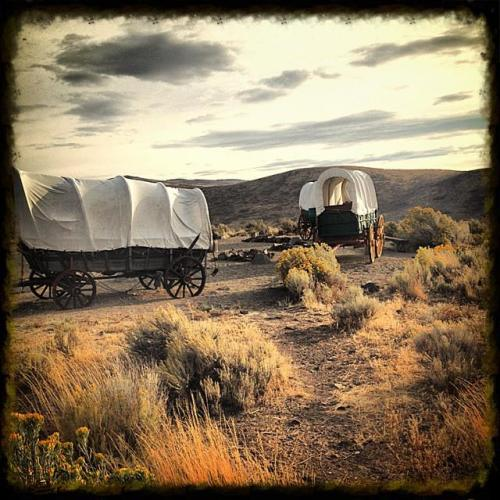 Oregon Trail Interpretive Center, Baker City